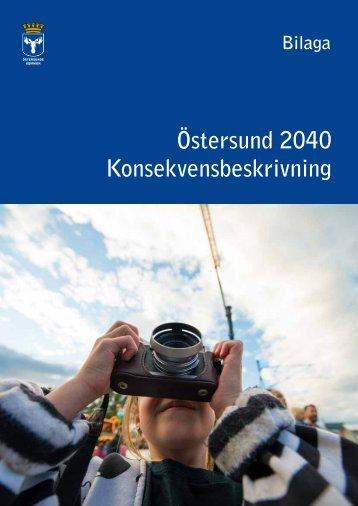 Östersund 2040 Konsekvensbeskrivning - Östersunds kommun