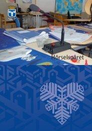 Hörselspåret - Östersunds kommun