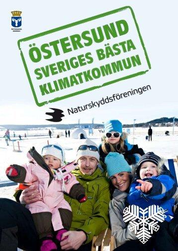 Klimatkommunen Broschyr - Östersunds kommun