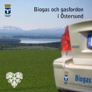 Broschyr om biogas - Östersunds kommun