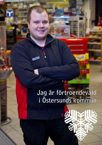 Förtroendevalda2012 - Östersunds kommun