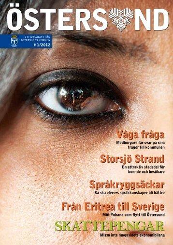 magasinetostersund12012 - Östersunds kommun