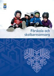 svenska - Östersunds kommun