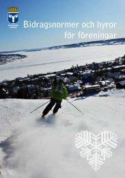 informationsfolder - Östersunds kommun