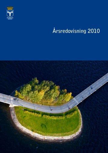 Årsredovisning 2010 - Östersunds kommun