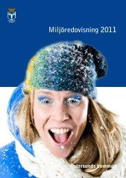 Miljöredovisning 2011 - Östersunds kommun