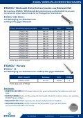 ETASOL® Sechskantschraube aus Edelstahl A2 - Etanco - Seite 3