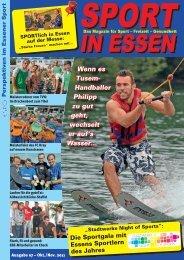 Mitten in Essen · Direkt an der B224 · Hans ... - Essener Sportbund