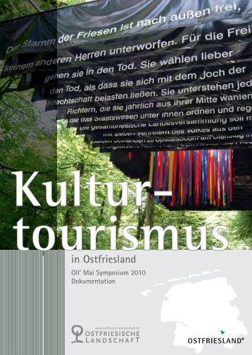 Kulturtourismus in Ostfriesland - Ostfriesische Landschaft