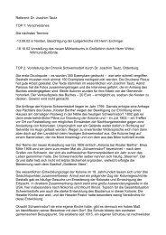 09.08.2002, Chronik Schwerinsdorf - Ostfriesische Landschaft