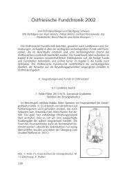 Fundchronik 2002 Emder Jahrbuch - Ostfriesische Landschaft