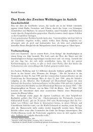 Die Verhandlungen - Ostfriesische Landschaft