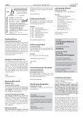 Mitteilungsblatt Woche 42 - Ostrach - Page 6