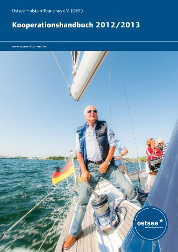 Kooperationshandbuch 2012/2013 - Ostsee-Holstein-Tourismus e.V.