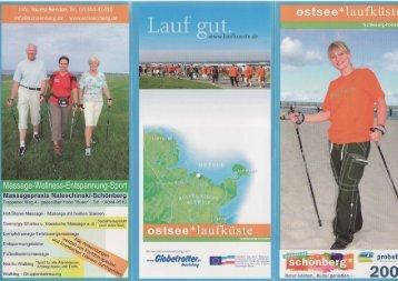 Nordic Walking - Ostseeblick Holm