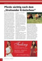 Pferde suechtig nach Stralsunder Kraeuterbeer.pdf - Ostseereporter ...