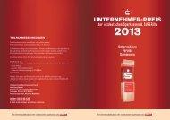 OSV FLYER 2013.indd - Ostdeutscher Sparkassenverband