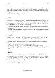 Lerninsel Mutterschutz Arbeitsrecht 1. Aufgabe ... - OSZ Lotis Berlin