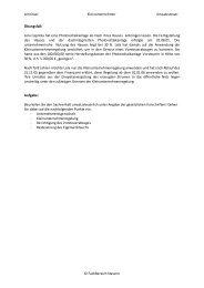 Kleinunternehmerregelung (5. Semester) - OSZ Lotis Berlin