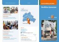 Berufsausbildung mit Abitur - OSZ Lotis Berlin
