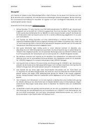 Umsatzsteuergesamtfall (4.Semester) - OSZ Lotis Berlin