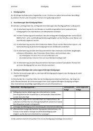 Lerninsel Kündigung Arbeitsrecht Kündigungsfrist ... - OSZ Lotis Berlin