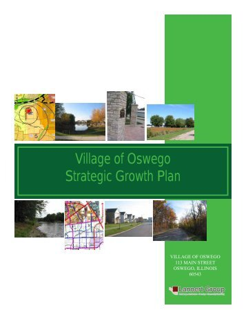 Comprehensive Plan - Oswego Illinois