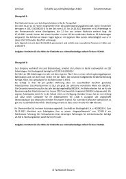 ESt Einkünfte § 19 - OSZ Lotis Berlin