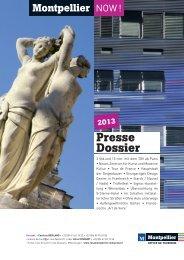 Presse Dossier - Office de Tourisme de Montpellier