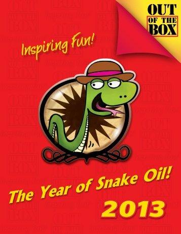 2013 OTB Catalog - Out of the Box Publishing