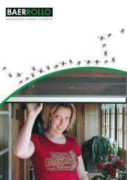 Flyer Baerrollo Insektenschutz (PDF)