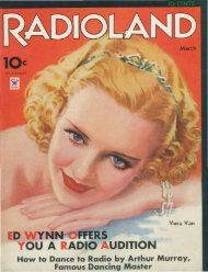 Radioland 3503.pdf - Old Time Radio Researchers Group