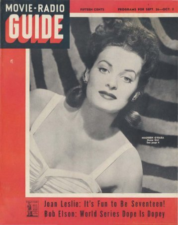 Movie - Radio Guide 420926.pdf - Old Time Radio Researchers Group