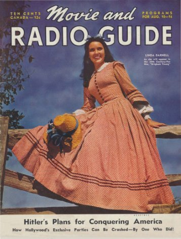 Movie - Radio Guide 400816.pdf - Old Time Radio Researchers Group
