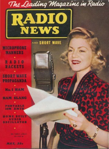 Radio News 3805.pdf - Old Time Radio Researchers Group