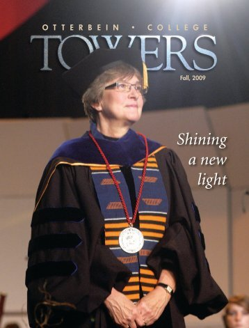 Shining a new light - Otterbein