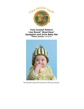 Free Crochet Pattern: Wool-... - Crochet Baby Patterns