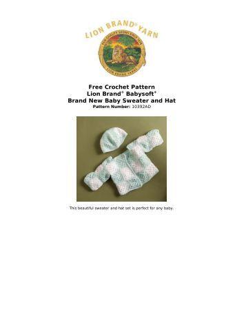 Free Crochet Pattern: Babys... - Crochet Baby Patterns