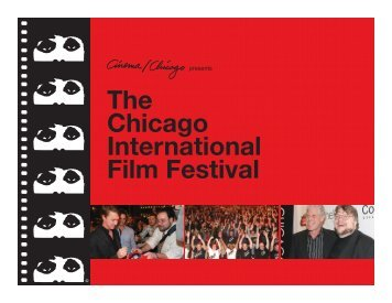 The Chicago International Film Festival