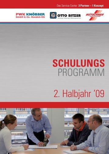 schulung - Otto Bitzer GmbH