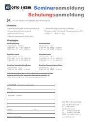 01_Anmeldung - Otto Bitzer - Otto Bitzer GmbH