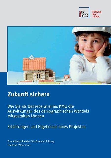 Zukunft sichern - Otto Brenner Shop