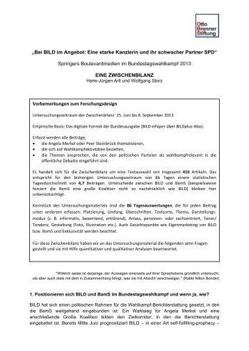Zwischenbilanz - Otto Brenner Shop