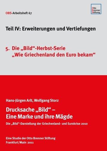 Bild - Otto Brenner Stiftung