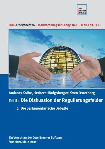 Teil B2 - Otto Brenner Stiftung