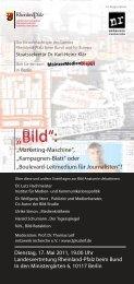 """""""Bild"""": """"Bild"""": - Otto Brenner Stiftung"""