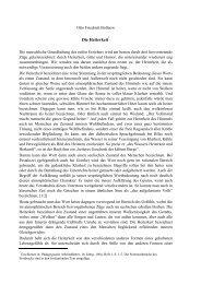 Die Heiterkeit - Otto Friedrich Bollnow