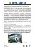 Operating experience with the mathematical modelling - Otto Junker ... - Page 2
