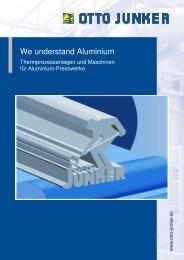 Aluminium-Presswerke - Otto Junker GmbH