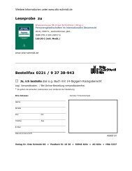 Wassermeyer/Richter/Schnittker (Hrsg.), Personengesellschaften im ...